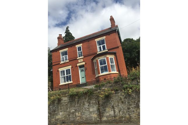 Thumbnail Detached house to rent in Newbridge Road, Wrexham