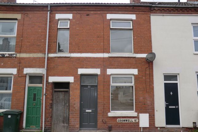 Thumbnail Terraced house to rent in Cromwell Street, Foleshill, Coventry