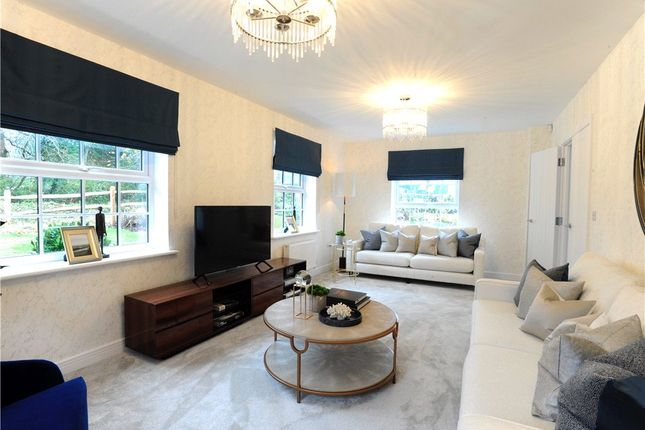 Thumbnail Detached house for sale in Walton Park, Rivernook Farm, Walton On Thames