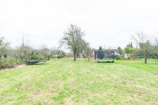 Thumbnail Land for sale in Doddinghurst Road, Pilgrims Hatch, Brentwood