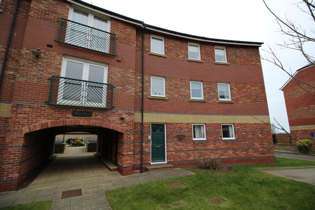 Thumbnail Flat to rent in Ensign House, Collingwood Court, Tynemouth