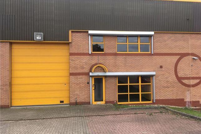 Thumbnail Light industrial to let in Unit C4, Spitfire Close, Ermine Business Park, Huntingdon, Cambridgeshire