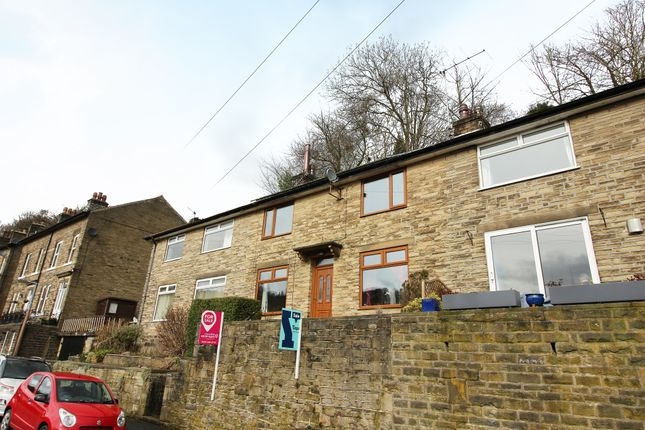 Thumbnail Terraced house for sale in Old Lees Road, Hebden Bridge