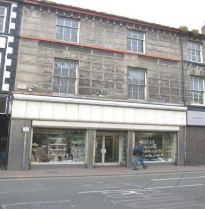 Thumbnail Retail premises for sale in Wellington Road, Rhyl
