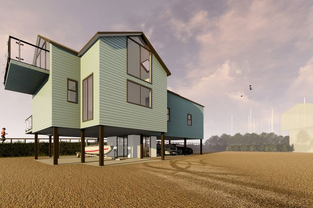 Thumbnail Land for sale in The Ferry, Old Felixstowe