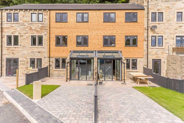 Thumbnail Terraced house for sale in Empire Works, Howgate Road, Slaithwaite, Huddersfield