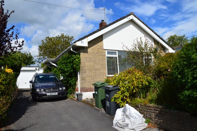 Thumbnail Detached bungalow for sale in Moorham Road, Winscombe