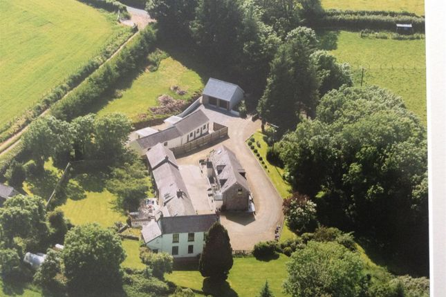Thumbnail Detached house for sale in New Mill, St. Clears, Carmarthen