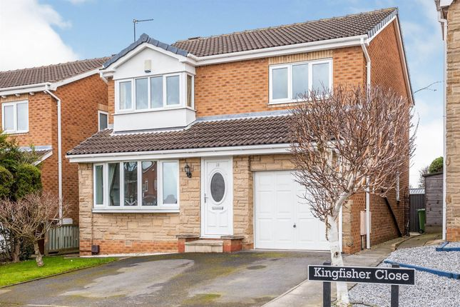 4 bed detached house for sale in Kingfisher Close, Durkar, Wakefield WF4