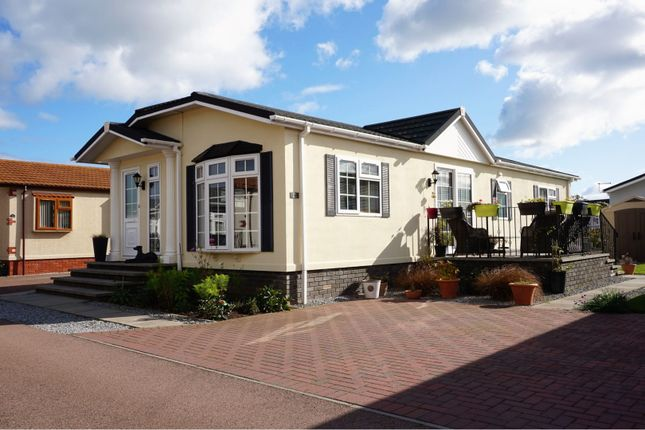 Thumbnail Mobile/park home for sale in ., Carnoustie