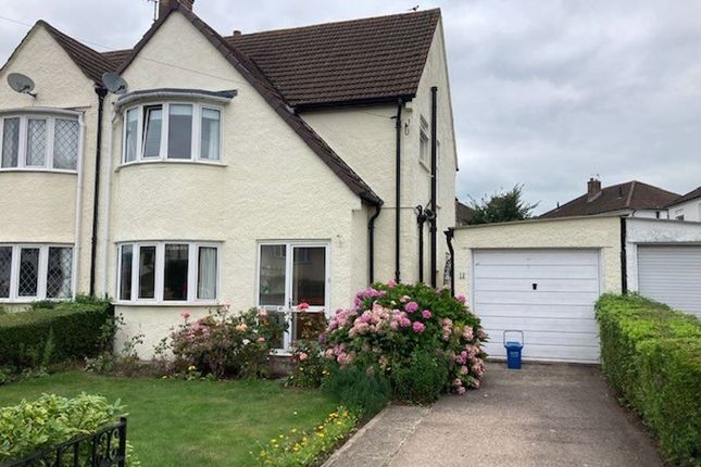 3 bed semi-detached house for sale in Holywell Crescent, Abergavenny NP7