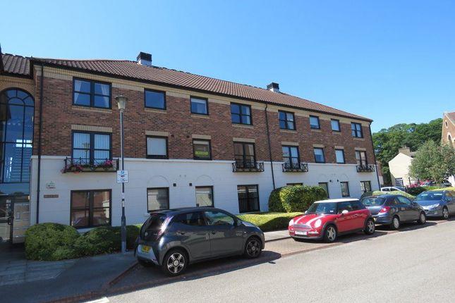 Thumbnail Flat to rent in Cherry Hill Lane, York