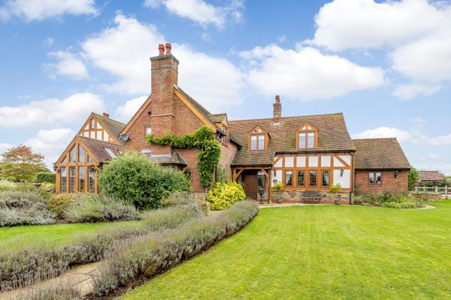 Thumbnail Detached house for sale in Dunchurch, Rugby, Warwickshire