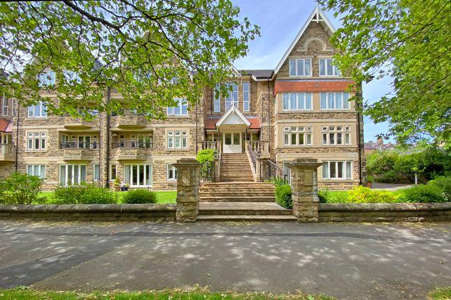 Thumbnail Flat for sale in Radlyn Oval, Park Avenue, Harrogate