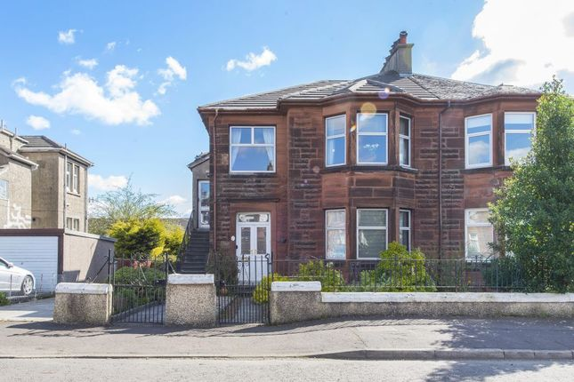 Thumbnail Property for sale in 42 Underwood Road, Burnside, Glasgow