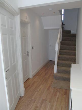 Entrance Hallway of Buckingham Road, Stratford E15