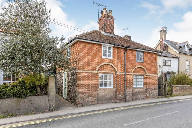 2 bed property for sale in College Road, Framlingham, Woodbridge IP13