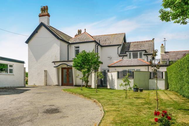 Thumbnail Detached house for sale in Lon St. Ffraid, Trearddur Bay, Holyhead, Sir Ynys Mon