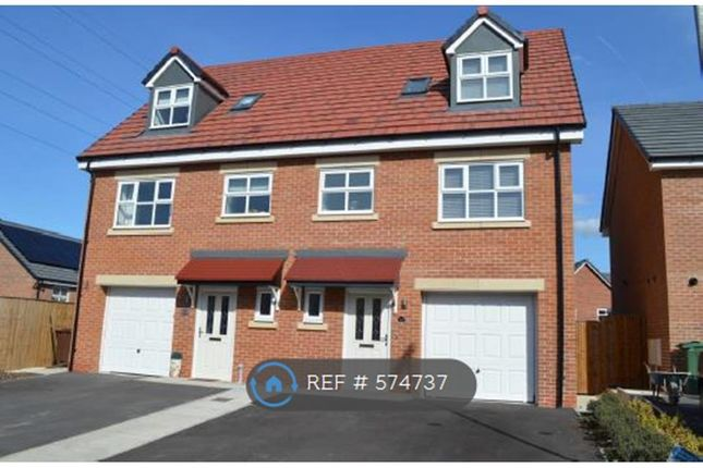 Thumbnail Semi-detached house to rent in Mapplewell Road, Castleford
