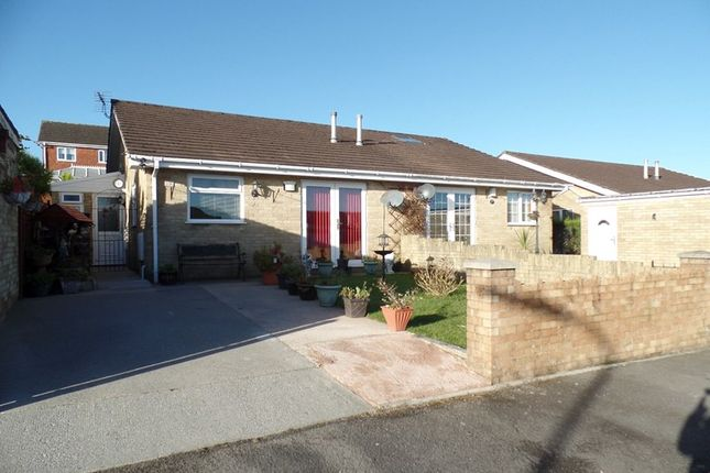 Semi-detached bungalow for sale in Conway Grove, Castle Park, Merthyr Tydfil