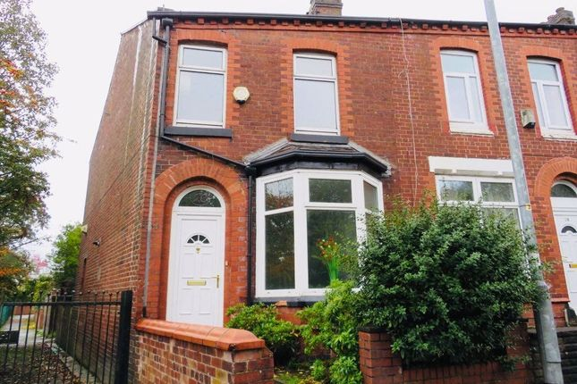 3 bed terraced house to rent in Goddard Street, Oldham OL8