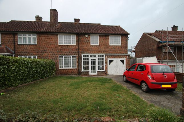 Thumbnail Semi-detached house for sale in St Pauls Wood Hill, Orpington