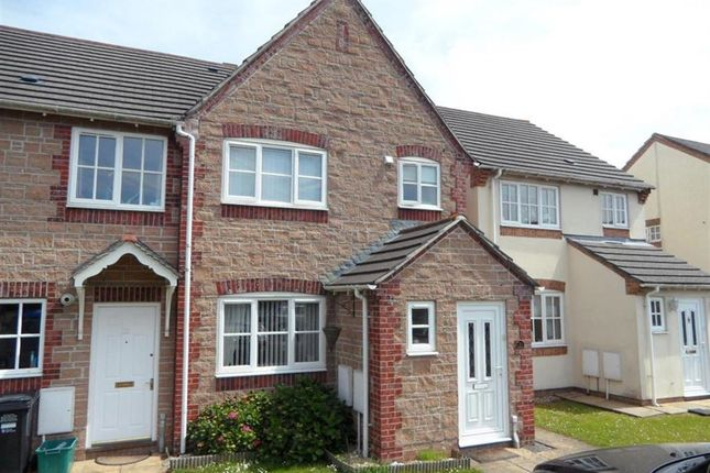 Thumbnail Semi-detached house to rent in Greengage Close, Weston-Super-Mare