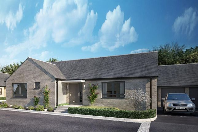 Thumbnail Detached bungalow for sale in Meadowbrook, South Hill Road, Callington, Cornwall