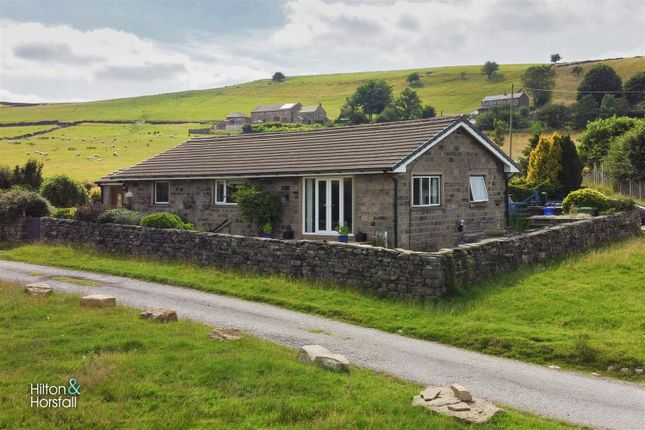 Thumbnail Detached bungalow for sale in Oaks Bungalow, Hollin Hall, Trawden