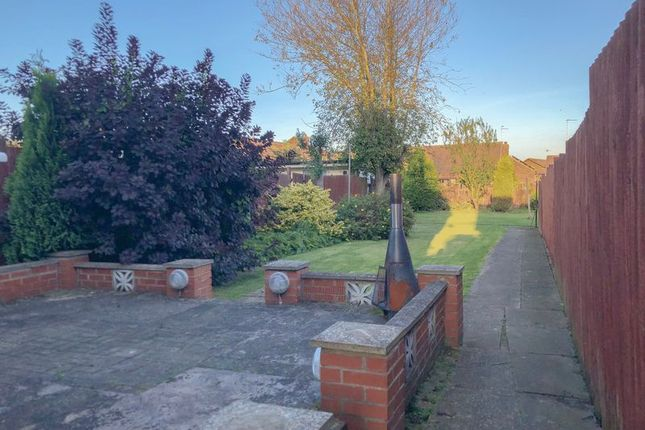 Garden of Northlands Road, Winterton, Scunthorpe DN15