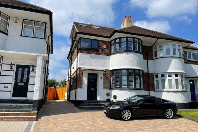 Thumbnail Semi-detached house for sale in Beaumont Road, Petts Wood, Orpington