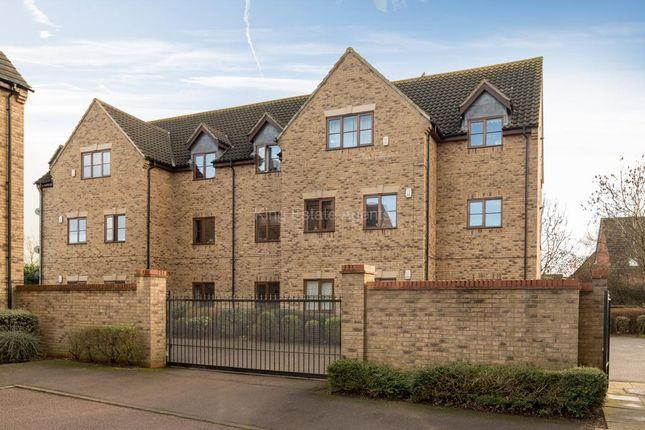 Thumbnail Flat for sale in Perivale, Monkston Park, Milton Keynes, Buckinghamshire