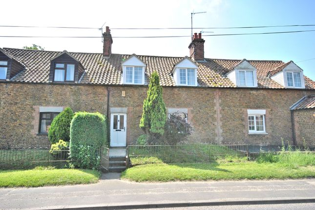 Thumbnail Cottage for sale in Lynn Road, Hillington, King's Lynn