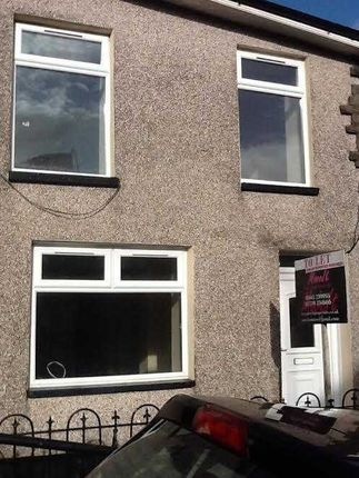 Thumbnail Semi-detached house to rent in Hirwaun Place, Tylorstown, Ferndale