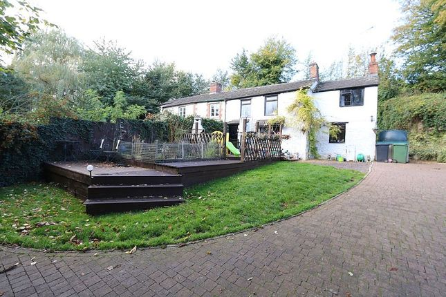 Thumbnail Cottage for sale in The Folly, Chippenham, Wiltshire