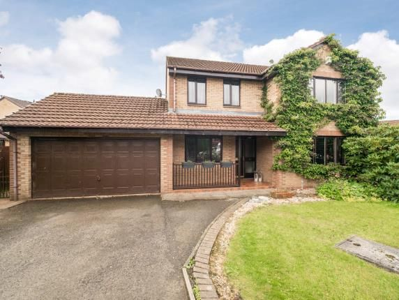 Thumbnail Detached house for sale in Gryfewood Way, Houston, Johnstone