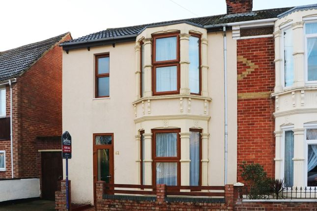3 bed semi-detached house for sale in Windsor Road, Cosham, Portsmouth