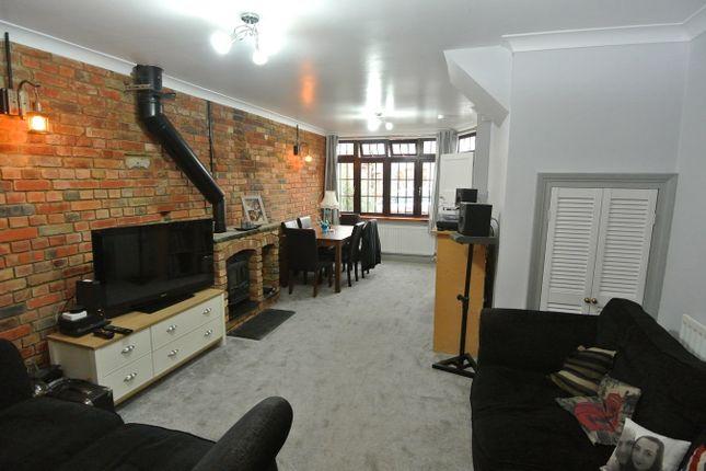 Thumbnail End terrace house to rent in Sunningdale Avenue, Feltham