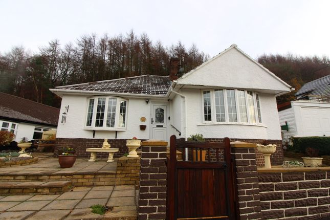 Thumbnail Detached bungalow for sale in Graig Road, Newbridge, Newport