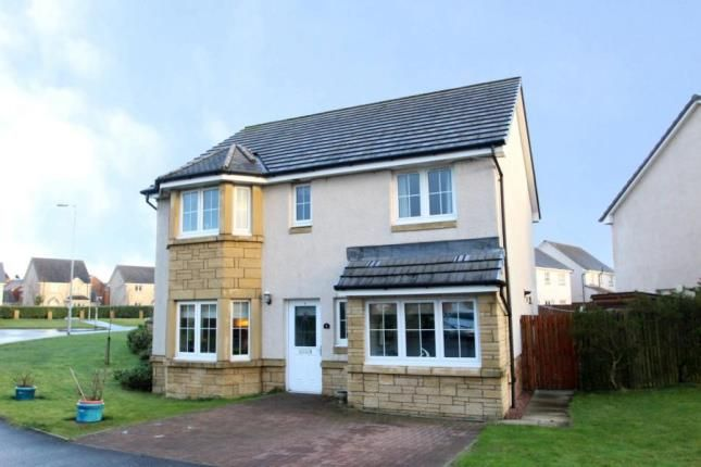 Thumbnail Detached house for sale in Old Rome Drive, Kilmarnock, East Ayrshire