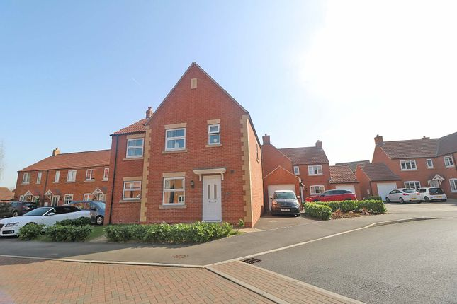 Thumbnail Detached house for sale in Axholme Drive, Epworth, Doncaster
