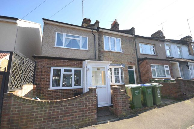 Thumbnail End terrace house for sale in Glendale Road, Erith