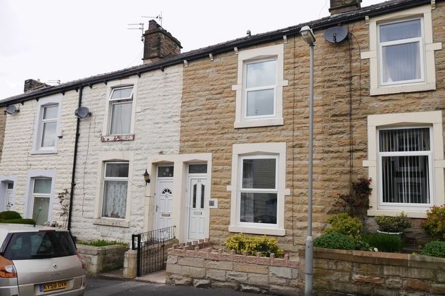Thumbnail Terraced house for sale in Oswald Street, Accrington