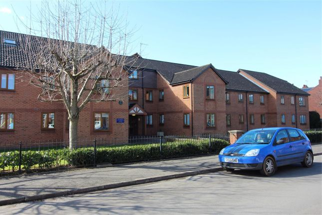 Thumbnail Flat for sale in Aylesdene Court, Osborne Road, Earlsdon