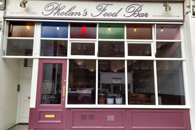 Thumbnail Restaurant/cafe to let in 97 Church Road, Hove