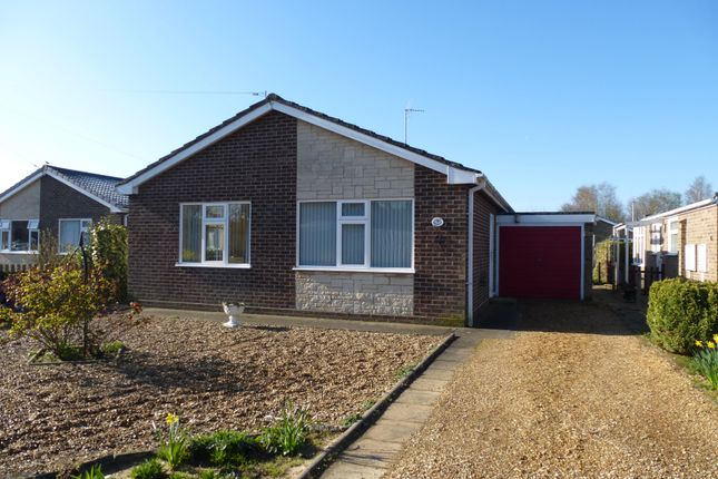 2 bed bungalow to rent in Highgrove, Long Sutton, Spalding PE12