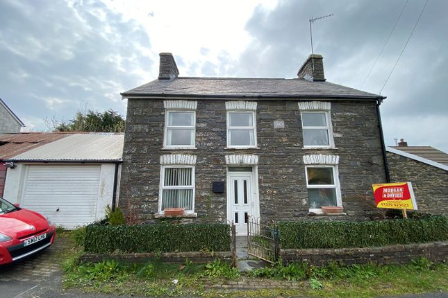 Thumbnail Detached house for sale in Bwlchllan, Lampeter