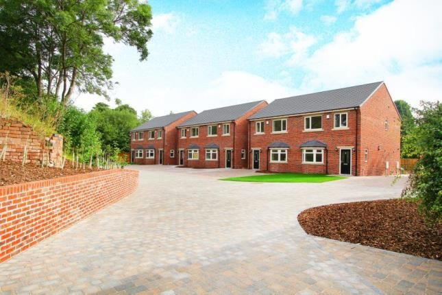 Thumbnail Semi-detached house for sale in The Siding, Clowne, Chesterfield, Derbyshire