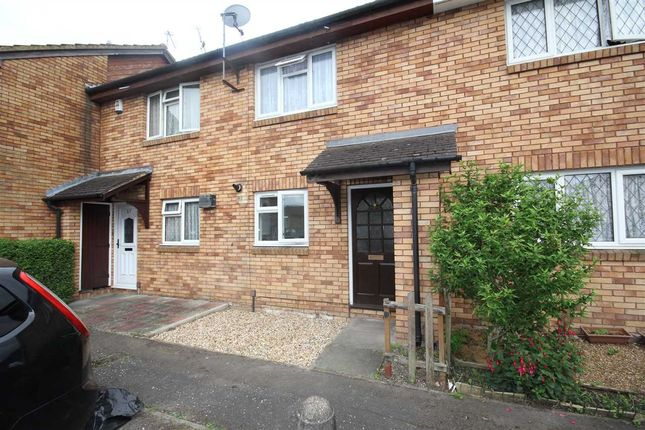 Thumbnail Terraced house to rent in Hambledon Close, Uxbridge