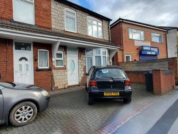 Thumbnail End terrace house for sale in Foxton Road, Alum Rock, Birmingham